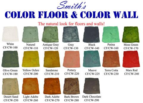 Downlapaban Colors Cement Floor Paint