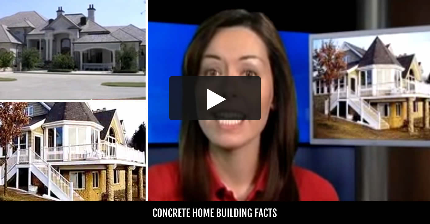 concrete homes - design ideas, energy benefits of a concrete house