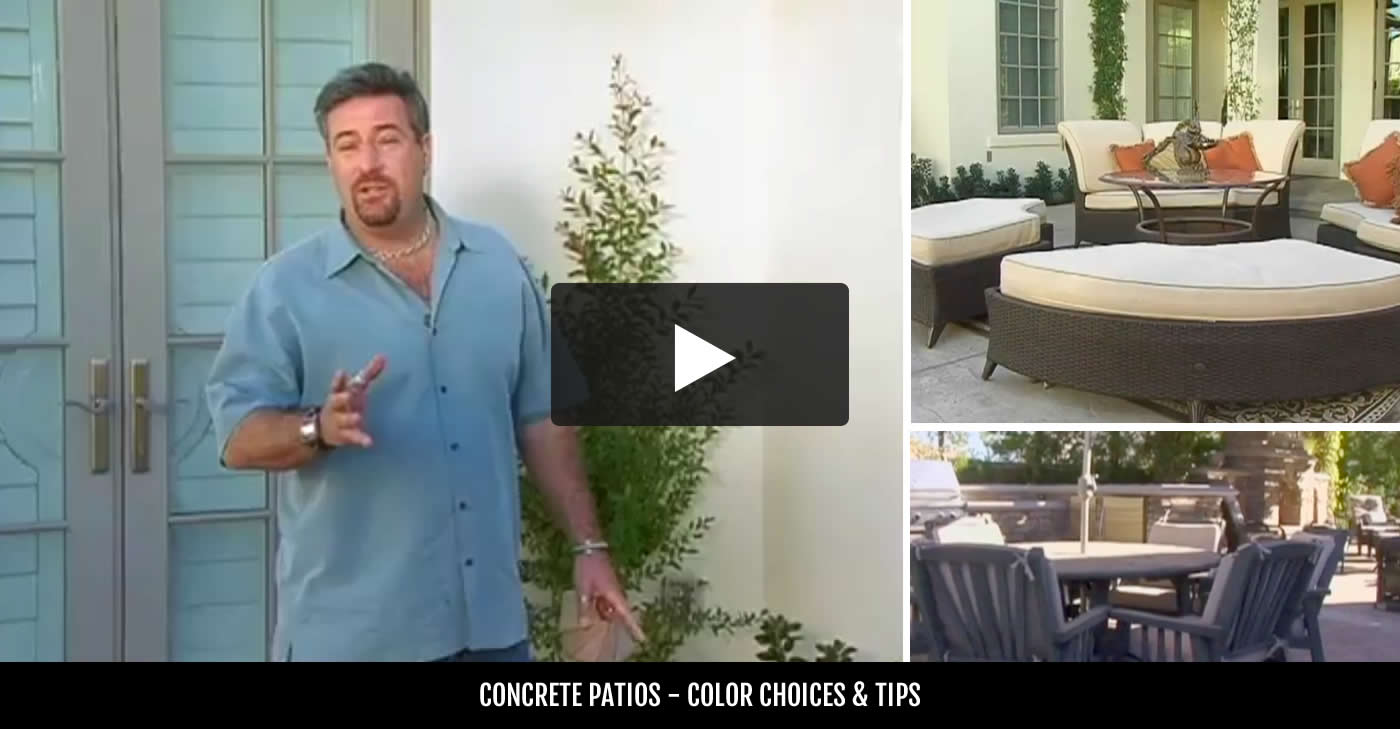 concrete patio patio ideas backyard designs and photos the