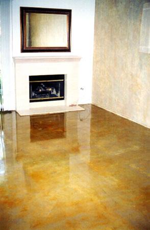 Comconcrete Floor Alternatives : Re: Alternative/Nontraditional Flooring Ideas (blackylawless)