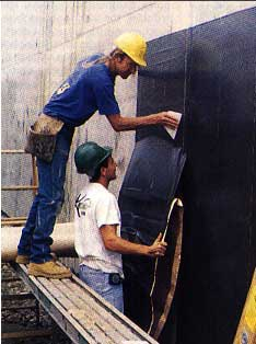 Cementitious Waterproofing Advantages And Disadvantages