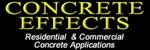 Concrete Effects
