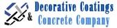 Decorative Coatings and Concrete Company