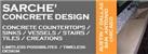 Sarche' Concrete Design