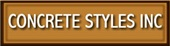Concrete Styles Inc