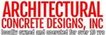 Architectural Concrete Designs Inc