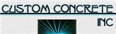 Custom Concrete Inc