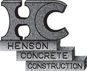 Henson Concrete Construction