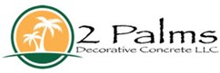 2 Palms Decorative Concrete LLC
