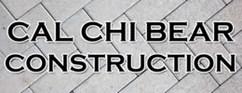 Cal Chi Bear Construction