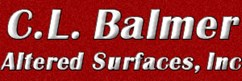 C.L. Balmer Altered Surfaces Inc.