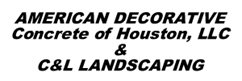 American Decorative Concrete of Houston, LLC