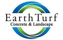 Earth Turf Concrete