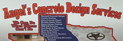 Angel's Concrete Design Services