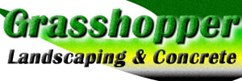 Grasshopper Landscaping & Concrete