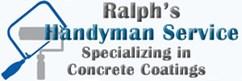 Ralph's Handyman Service