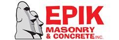 Epik Masonry & Concrete Inc.