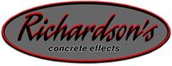 Richardson's Concrete Effects