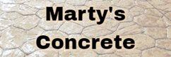 Marty's Concrete