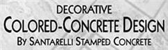 Santarelli Stamped Concrete