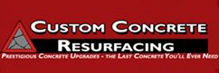 Custom Concrete Resurfacing, Inc.