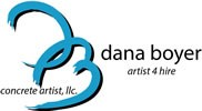 Dana Boyer Concrete Artist LLC