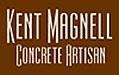 Kent Magnell Concrete Artisan