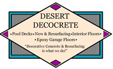 Desert Decocrete Palm Desert Ca Concrete Contractors