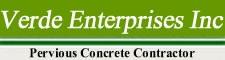 Verde Enterprises Inc