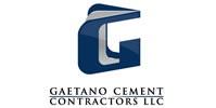 Gaetano Cement Contractors LLC