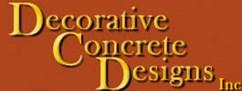 Decorative Concrete Designs, Inc.