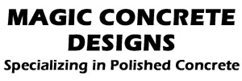 Magic Concrete Designs