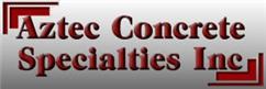 Aztec Concrete Specialties Inc