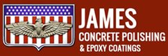 James Concrete Polishing Epoxy Coatings