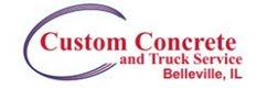 Custom Concrete and Truck Service