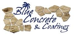 Blue Concrete & Coating