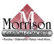 Morrison's Custom Concrete