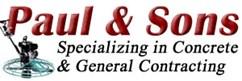 Paul & Sons General Contracting LLC