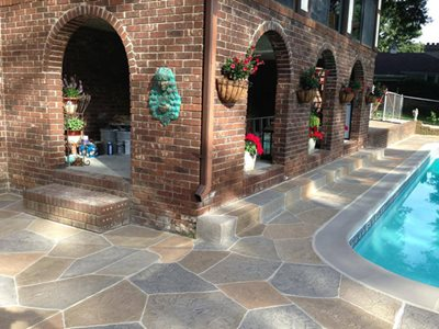 Artistic Floor Usa Inc Lyman Sc Concrete Contractors