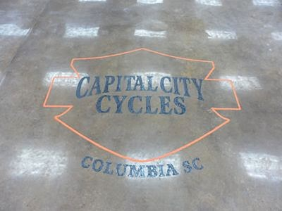 Concrete Restoration Amp Engraving Columbia Sc Concrete