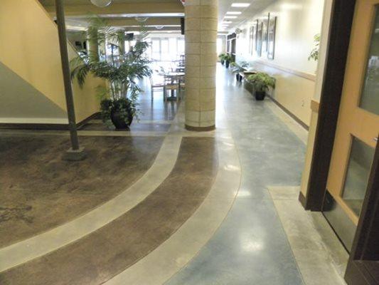 Romer Decorative Solutions Canton Mi Concrete