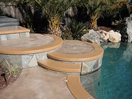 Stained Concrete Patios Amp Floors Lewisville Tx The