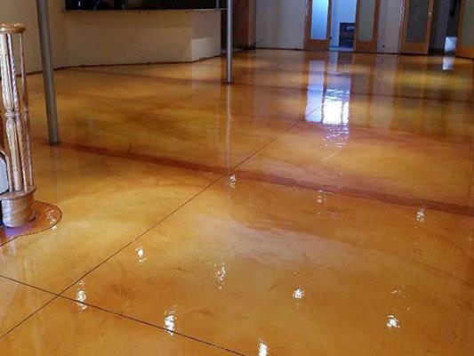 Concrete Polishing Amp Floor Overlays New York Ny The