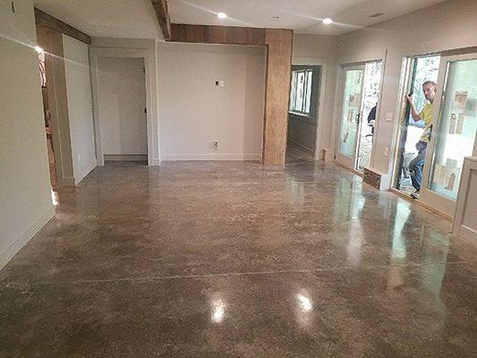 Sbr Concrete Polishing Cleveland Oh Concrete