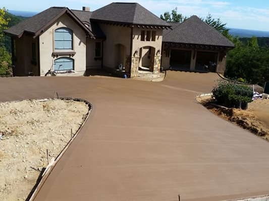 Stamped Concrete Greenville Sc The Concrete Network