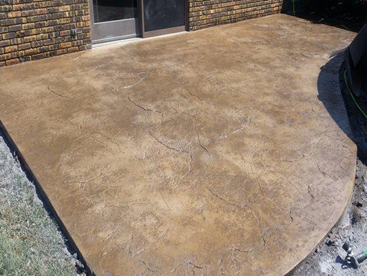 Stamped Concrete Driveways Patios Etc Chicago Il
