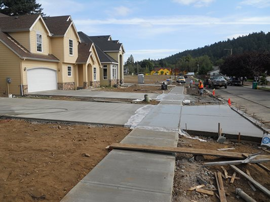 Stamped Concrete - Portland, OR - The Concrete Network