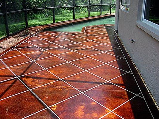Elegant Concrete Engraving Sarasota Fl Concrete