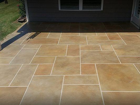 Custom Design Concrete Resurfacing Mcdonough Ga