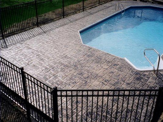 Stamped Concrete Patios Amp More Danbury Ct The